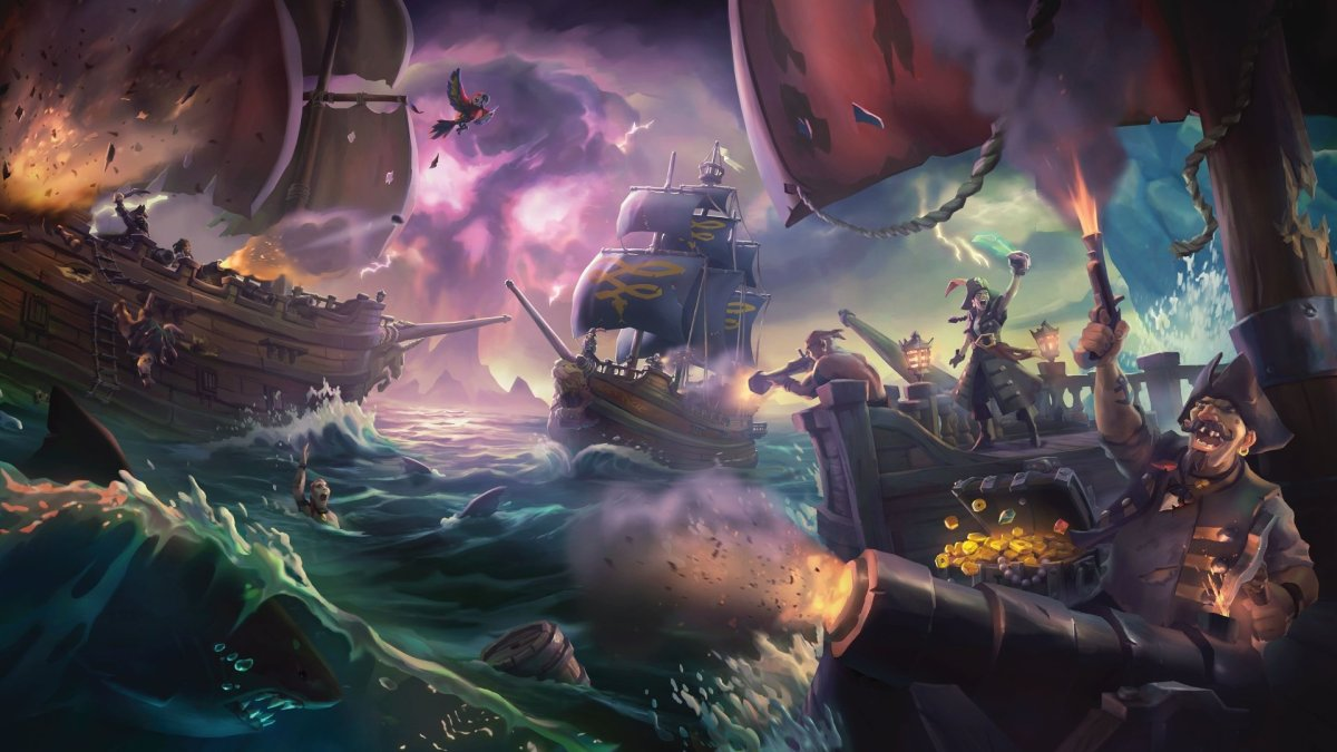 Sea of Thieves: Introvertierte Casual Piraten?