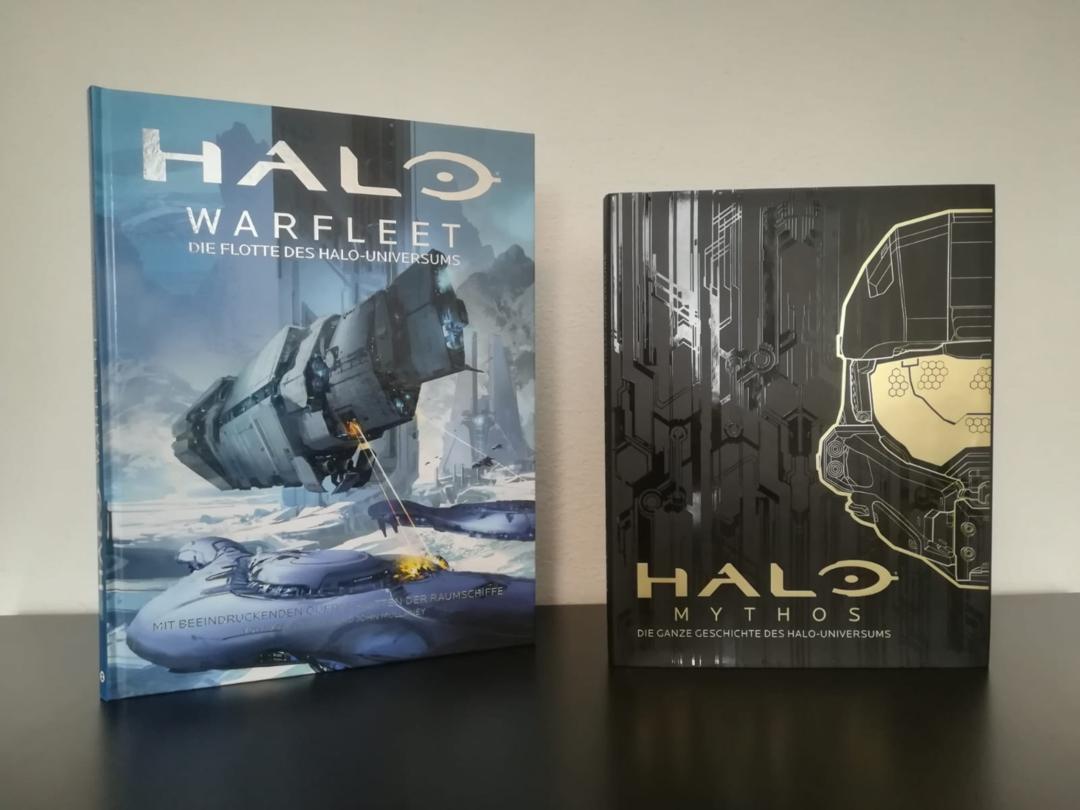 Halo Mythos und Warfleet